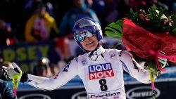 """Wenende Lindsey Vonn overweegt einde van skicarrière: """"Het was misschien wel mijn laatste wedstrijd"""""""