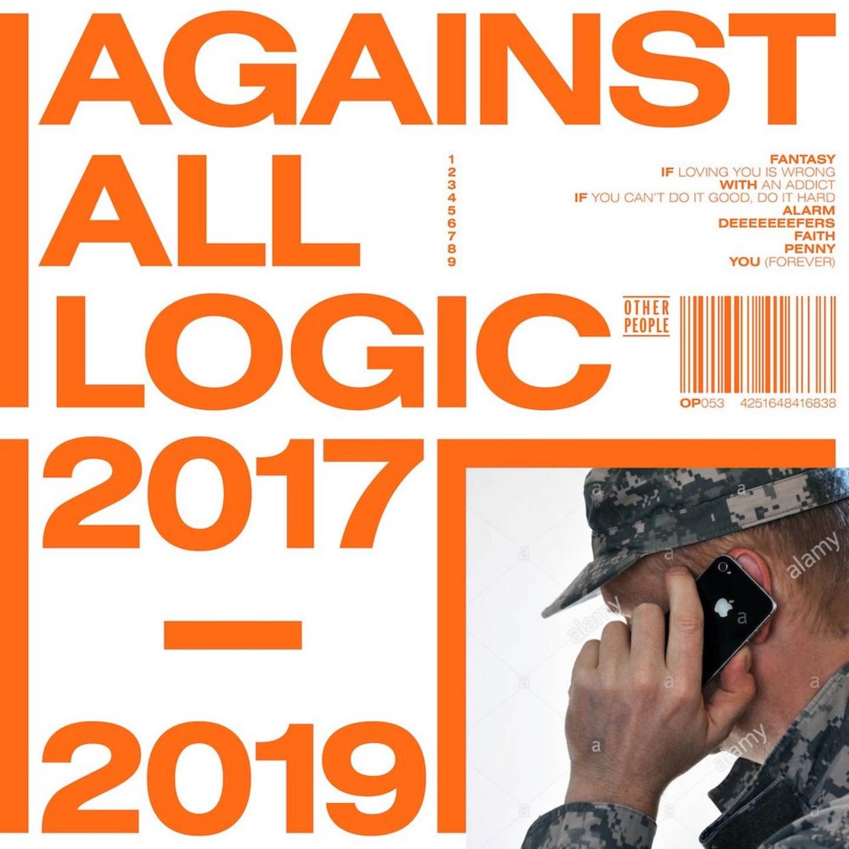 Against All Logic Beeld Against All Logic