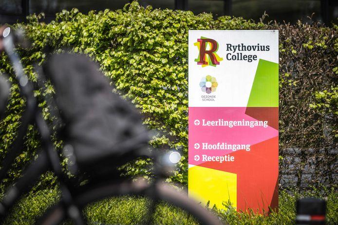 Het Rythovius College in Eersel.