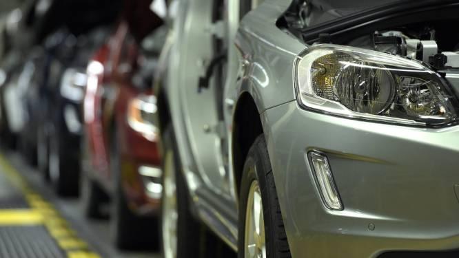Volvo Car Gent ligt plat door staking toeleverancier