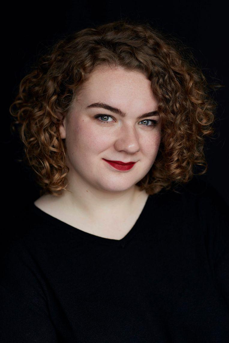 Jessica Kuitenbrouwer. Beeld Isabel Sanchez Olid
