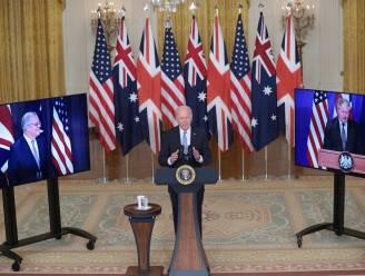 """EU """"niet op de hoogte gebracht"""" van nieuwe militaire alliantie tussen VS, VK en Australië"""