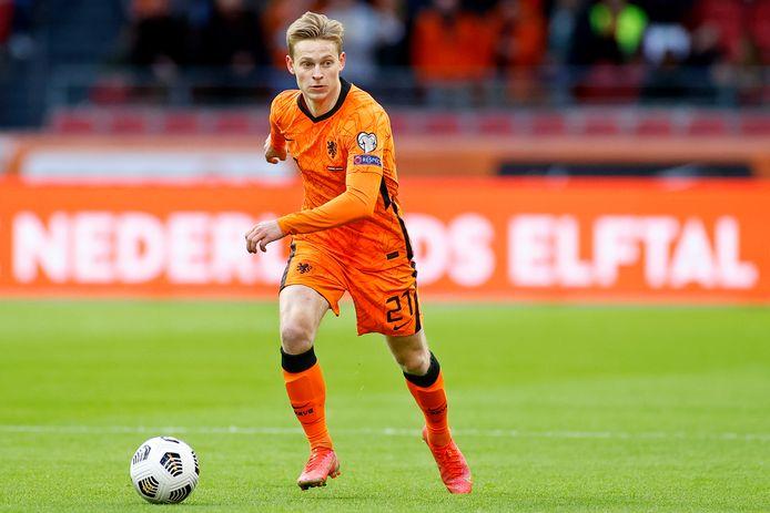 Frenkie de Jong.