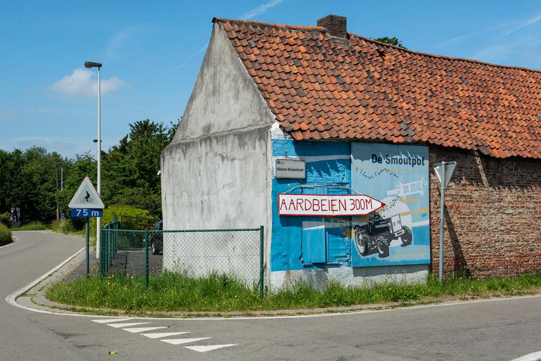 Rond de 3M-site in Zwijndrecht, waar de stof PFOS begin jaar 2000 werd geproduceerd, werd in 2006 een bodemonderzoek uitgevoerd. Volgens het rapport waren de gezondheidsrisico's beperkt. Beeld Wouter Maeckelberghe