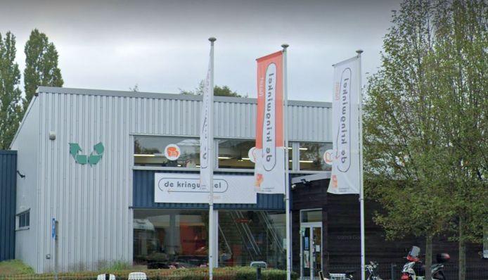 Een beeld van de Genkse kringwinkel in Bosdel.