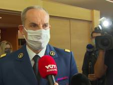 """Le patron de la police fédérale: """"Mes premiers mots vont aux proches d'Ibrahima"""""""