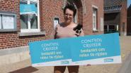 """Gemeentebestuur deelt gratis 'Control Cruiser'-borden uit: """"Chauffeurs aanmoedigen om zich aan de snelheid te houden"""""""