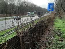 Stilte laat lang op zich wachten langs A28 in Harderwijk: bouw geluidsscherm begint pas over vier jaar