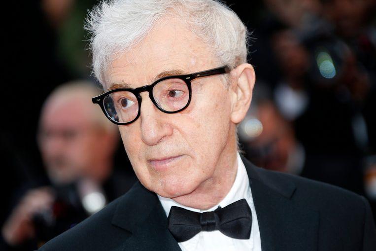Regisseur Woody Allen. Beeld EPA