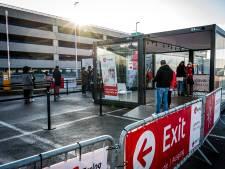 Tout est prêt pour tester les vacanciers à l'aéroport de Zaventem... mais tout le monde n'a pas reçu le code d'activation pour le test gratuit