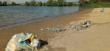 Grindgat Rosandepolder verandert bij mooi weer in vuilnisbelt: 'Ik word er af en toe moedeloos van'