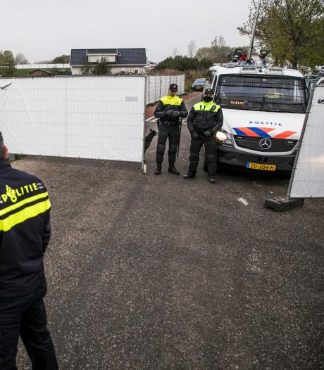 Inval bij chalet vakantiepark Friesland in zaak Brabantse onderwereld