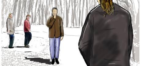 Verdacht van diefstal én schennispleging: 'Volgens de agent had u een bobbel in de broek'