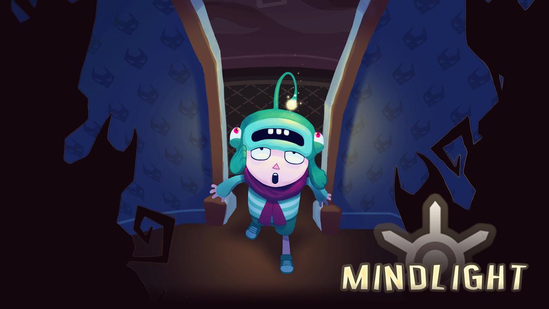 Het videospel MindLight, waarin altijd gevaar op de loer ligt.