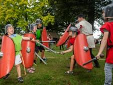 Middeleeuws Gebroeders van Lymborchfestival: adelvrouwen, ridders en een potje zwaardvechten