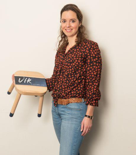 Een stukje hout of een likje verf: dit is hoe de creatieve Karen (33) de origineelste knutselwerkjes maakt