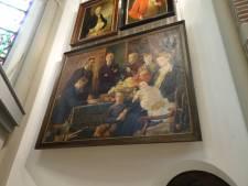 Bijzondere schilderijen van families Beresteyn en Luns weer terug in Vught