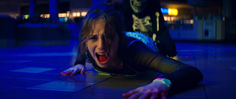 Maya Hawke in 'Fear Street'. Beeld Reporters / Splash