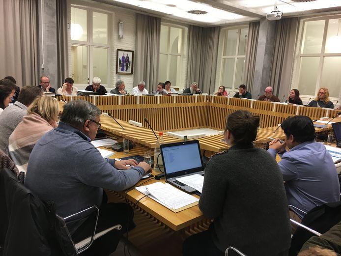 De gemeenteraad keurde de toetreding tot de statiegeldalliantie toe.