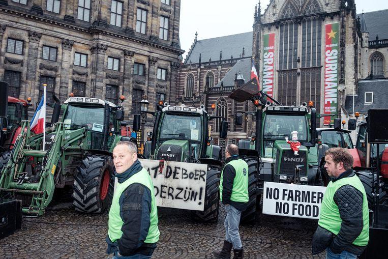 Voor boeren rond Amsterdam is stikstofprobleem nog lang niet opgelost