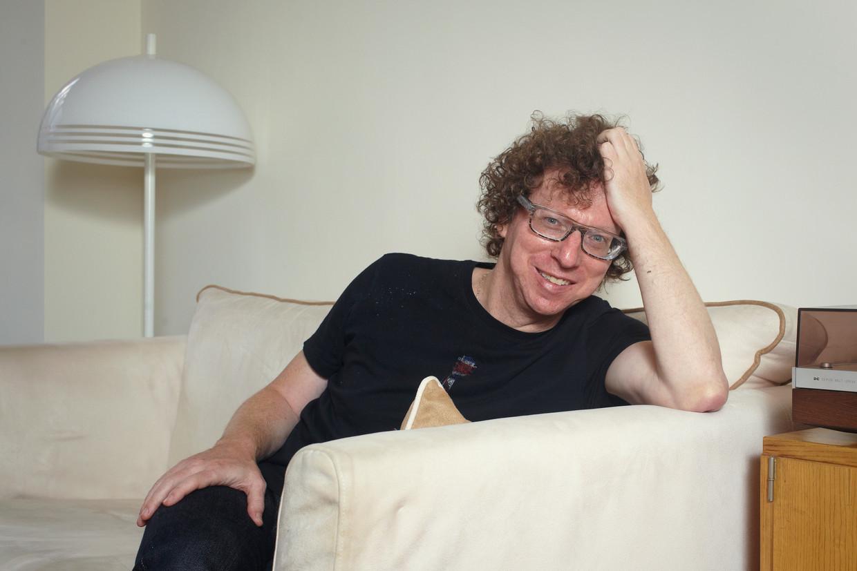 Arnon Grunberg: 'Je kunt je verlangens, ook de obscure, maar beter proberen te aanvaarden.'  Beeld Daniel Cohen