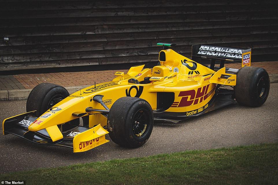 Met deze Formule 1-auto kun je gewoon alleen lekker rondjes rijden tijdens trackdays