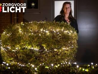 """Verpleegster Els roept op om lichtjes te plaatsen in donkere dagen: """"Iedereen kan wat extra warmte gebruiken"""""""