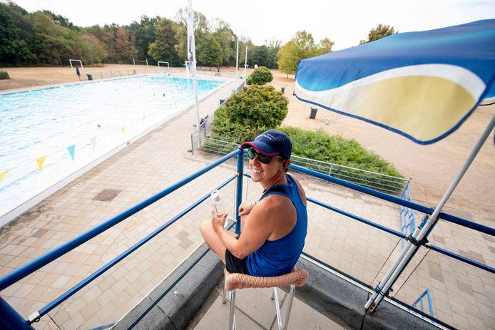 Wendy Ligtenberg is coördinator zwemzaken bij zwembad De Koerbelt in Rijssen.