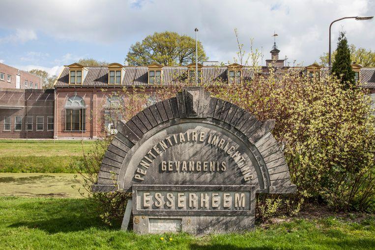 De Esserheem gevangenis in Veenhuizen Beeld Harry Cock