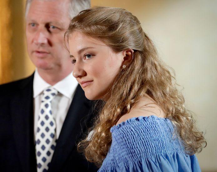 Prinses Elisabeth gaat volgend jaar 'History & Politics' studeren aan de Universiteit van Oxford.