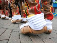 Des nouveautés pour le Mardi Gras à Charleroi