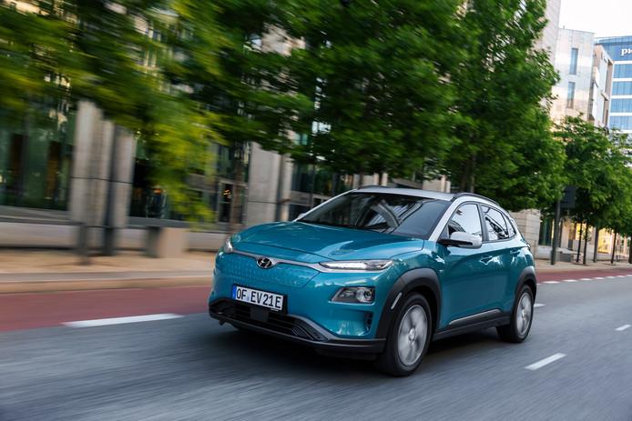 Deze Elektrische Suv Wordt De Lease Lieveling Van 2019 Auto Ad Nl