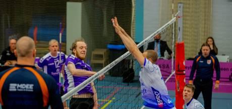 Volleyballers Vocasa pakken leiding in 'degradatiepoule'