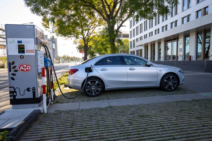 Plug-inhybrides Mercedes A.