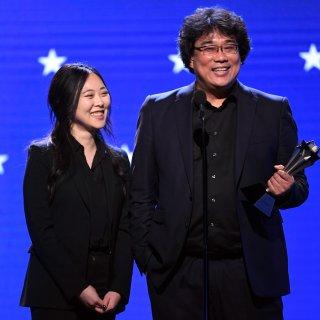 Dankzij het succes van Parasite krijgen we hopelijk meer Sharon Choi's op het internationale filmtoneel