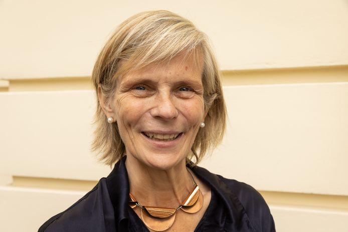 VUB-rector Caroline Pauwels.