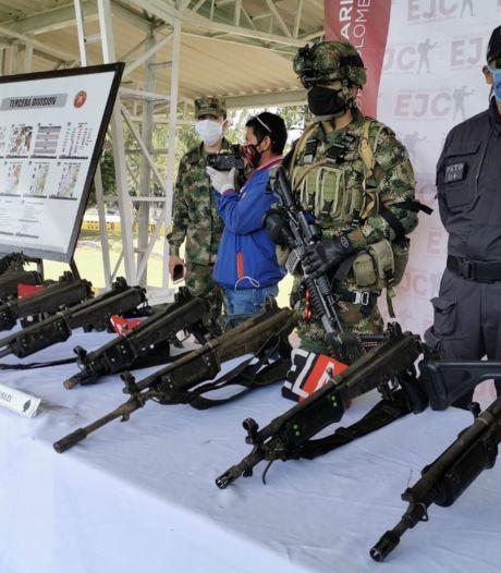 Colombiaans leger doodt kopstuk guerrillabeweging