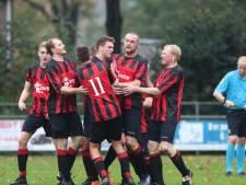 Uitslagen amateurvoetbal Zwolle e.o. zondag 20 oktober