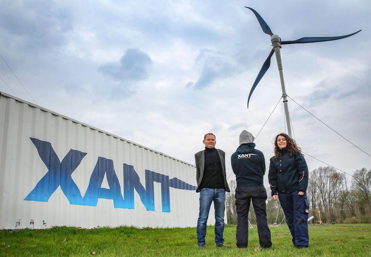 Harelbeke Windmolens Xant