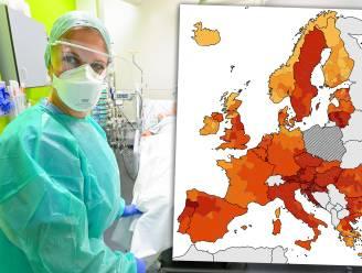 België intussen in top vijf van Europese landen die coronavirus best onder controle hebben