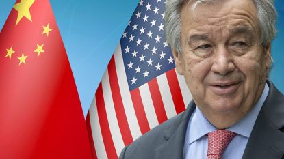 VN-baas waarschuwt de wereld voor nieuwe Koude Oorlog tussen VS en China