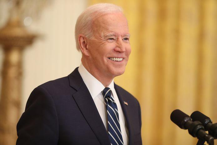 De president denkt in 2024 een gooi te kunnen doen naar een tweede ambtstermijn.