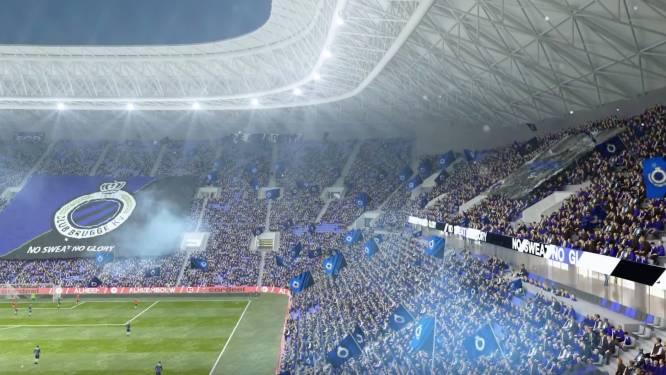 Club Brugge weer stap(je) dichter bij nieuw stadion