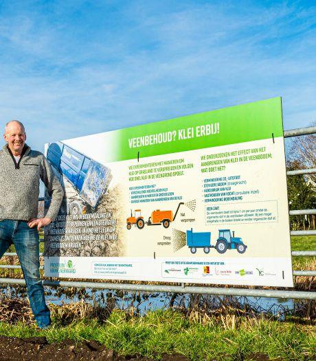 Geeft klei uit de Betuwe onze veenboeren toekomst? 'Uitstoot is minder, bodemdaling vertraagt'
