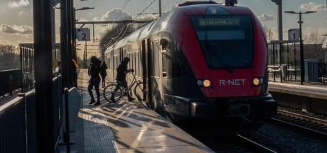 Pas maandagochtend weer treinen tussen Leerdam en Gorinchem