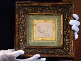 Peperduur beertje: tekening van Leonardo Da Vinci geveild voor ruim 10 miljoen euro