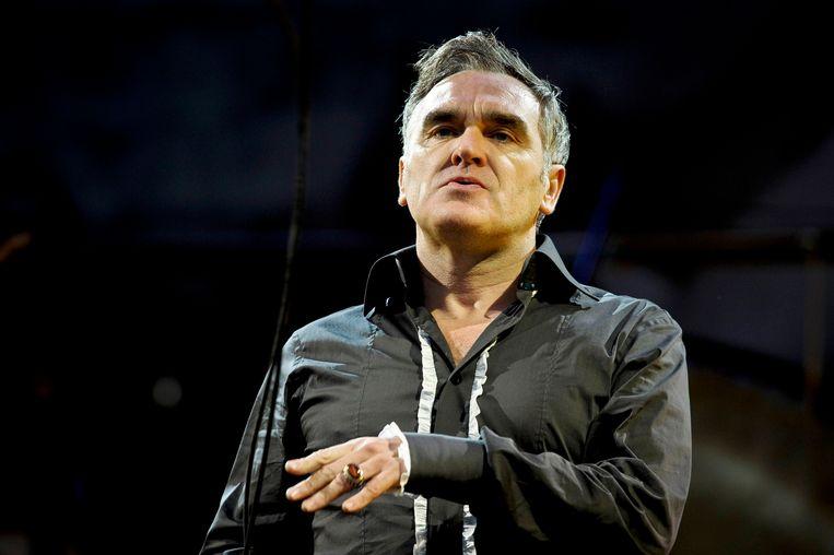 Morrissey Beeld Photo News