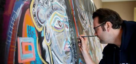 Enschedese kunstenaar brengt ode aan Rembrandt