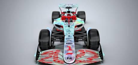 Verstappen over nieuwe Formule 1-bolide voor 2022: 'Het is geven en nemen'