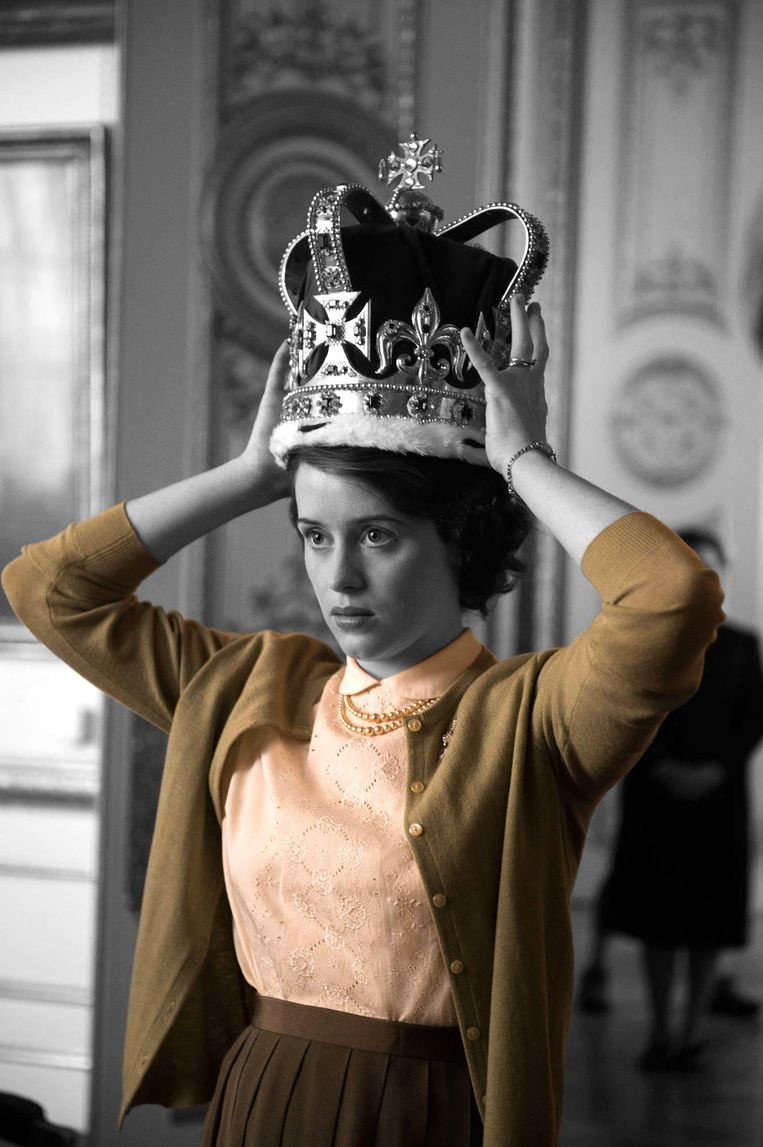 Claire Foy in The Crown Beeld Netflix